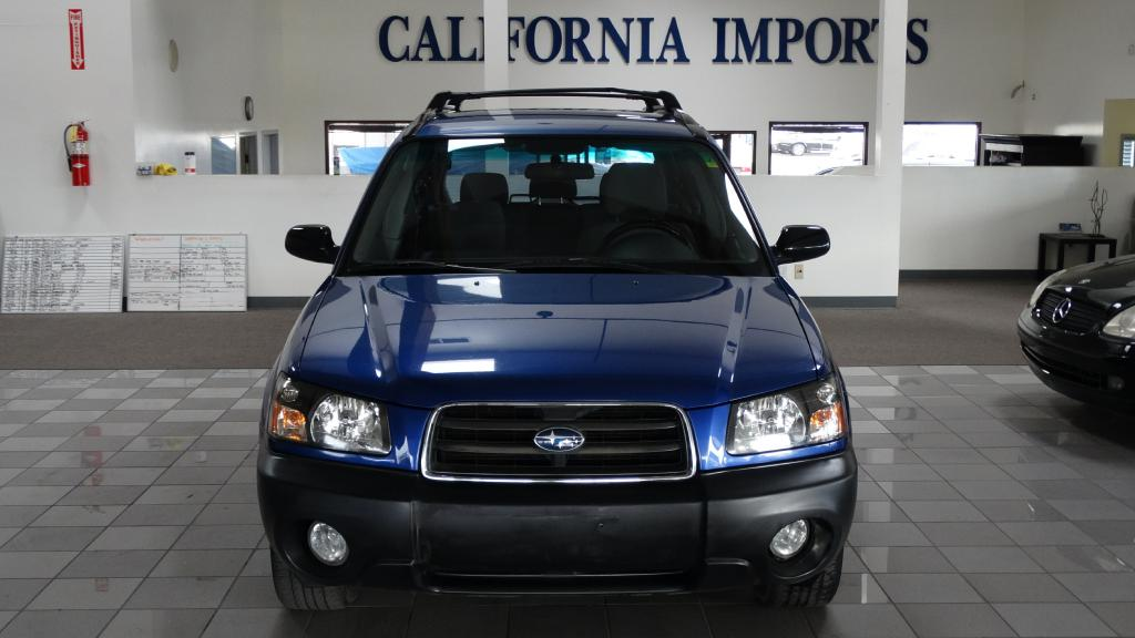 2003 SUBARU FORESTER 25X 0 AccidentsClean Title AWD Air Conditioning Power Windows Power