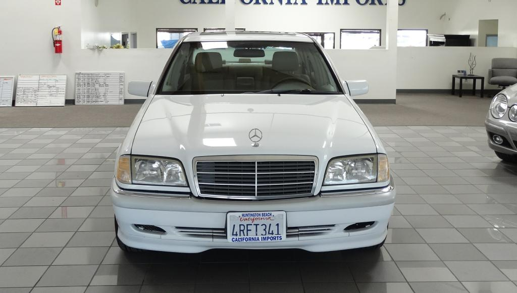 1998 Mercedes C230 C230 0 AccidentsClean TitleAir Conditioning Power Windows Power Locks Po