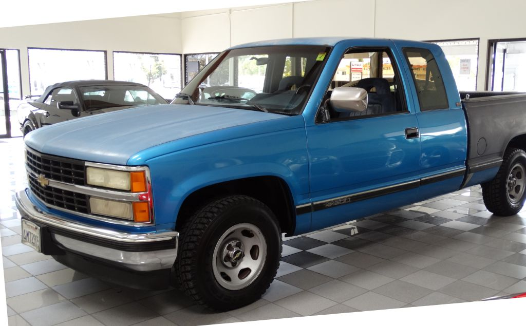 1992 CHEVROLET GMT-400 C1500 0-Accidents Air Conditioning Power Windows Power Locks Power Stee