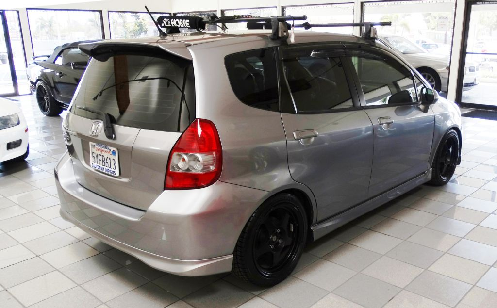 2007 HONDA FIT S 0-Accidents Air Conditioning Power Windows Power Locks Power Steering Tilt