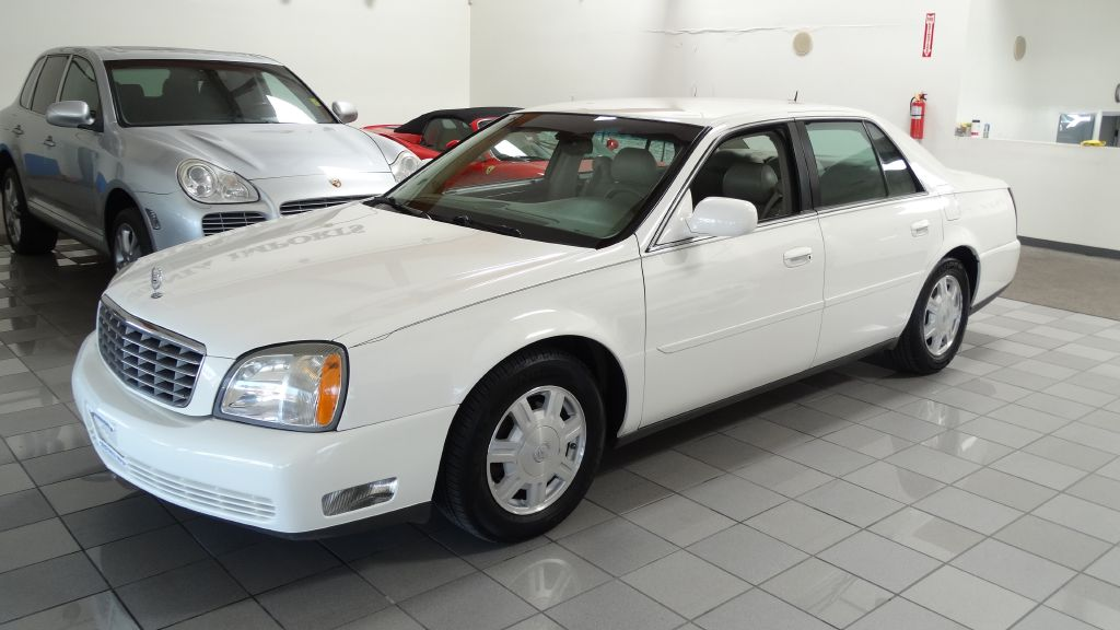2005 CADILLAC DEVILLE SEDAN 0-Accidents Air Conditioning Power Windows Power Locks Power Ste