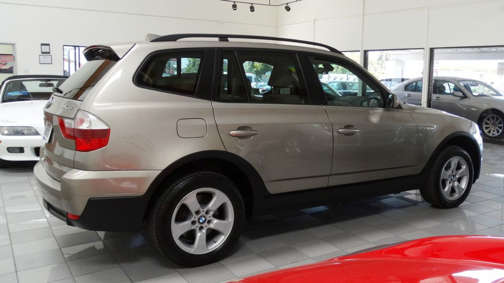 2007 BMW X3 30SI 0-Accidents New Brakes Air Conditioning Power Windows Power Locks Power S