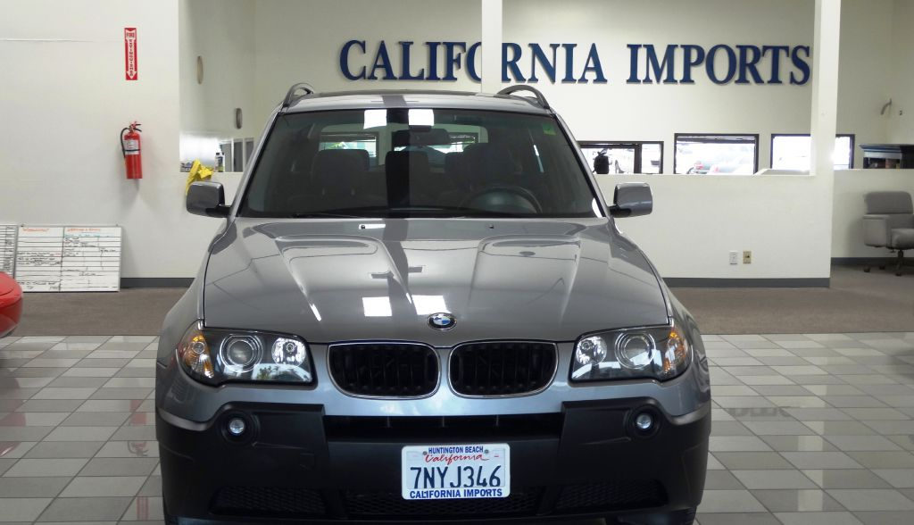 2005 BMW X3 30I 1-Owner No Accidents Air Conditioning Power Windows Power Locks Power Steeri