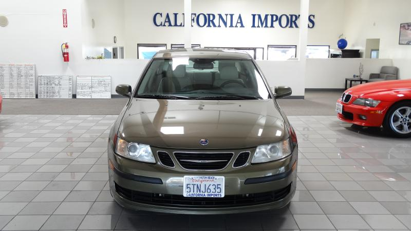 2006 SAAB 9-3 BASE 0-Accidents Clean Title Air Conditioning Power Windows Power Locks Power