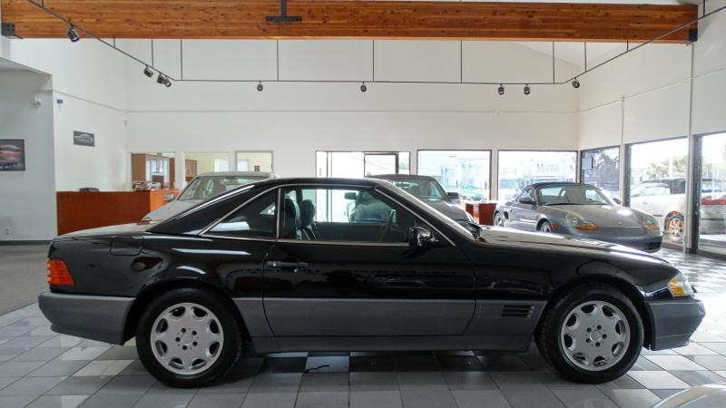 1995 Mercedes SL500 500 0-Accidents Hard Top and Soft Top Air Conditioning Power Windows Pow