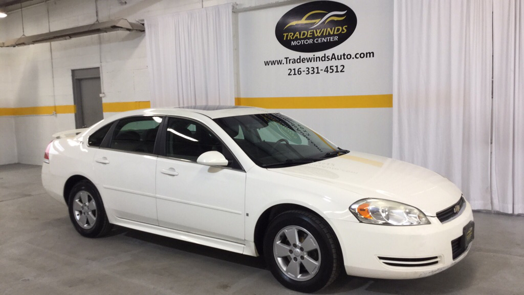 2009 CHEVROLET IMPALA 1LT for sale at Tradewinds Motor Center