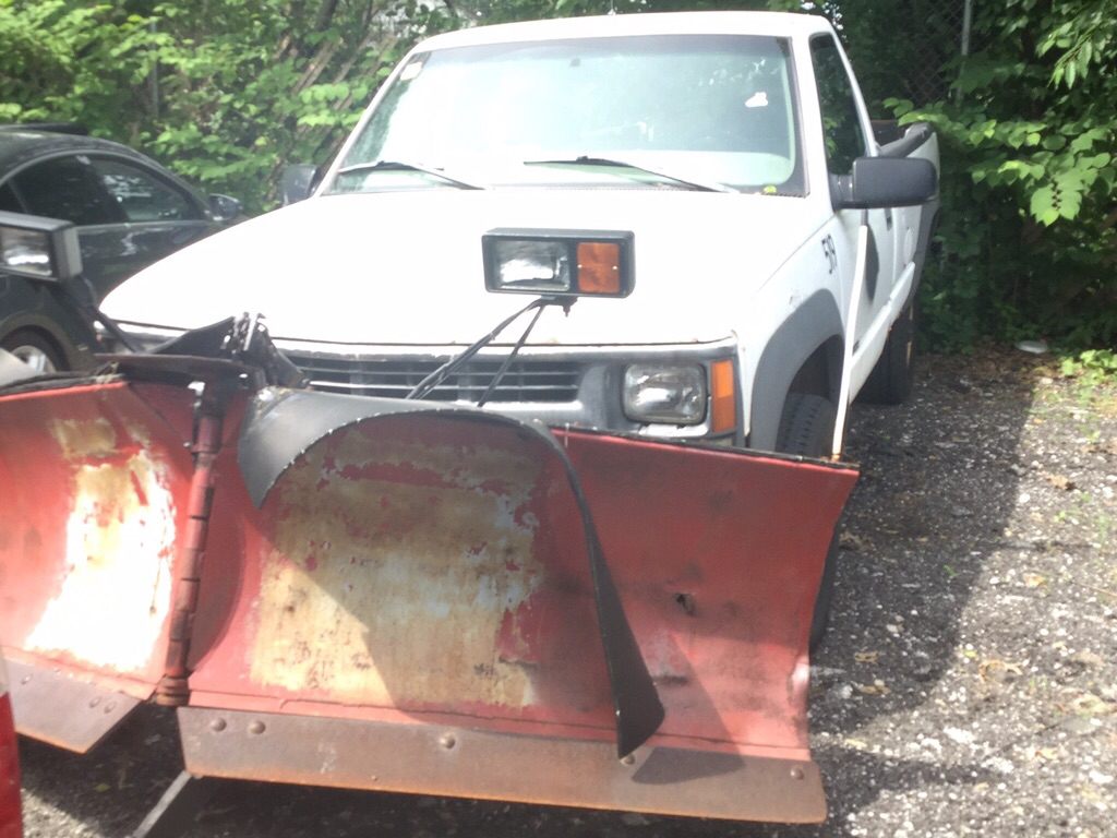 1999 FORD F250 PLOW SUPER DUTY PLOW for sale at Tradewinds Motor Center
