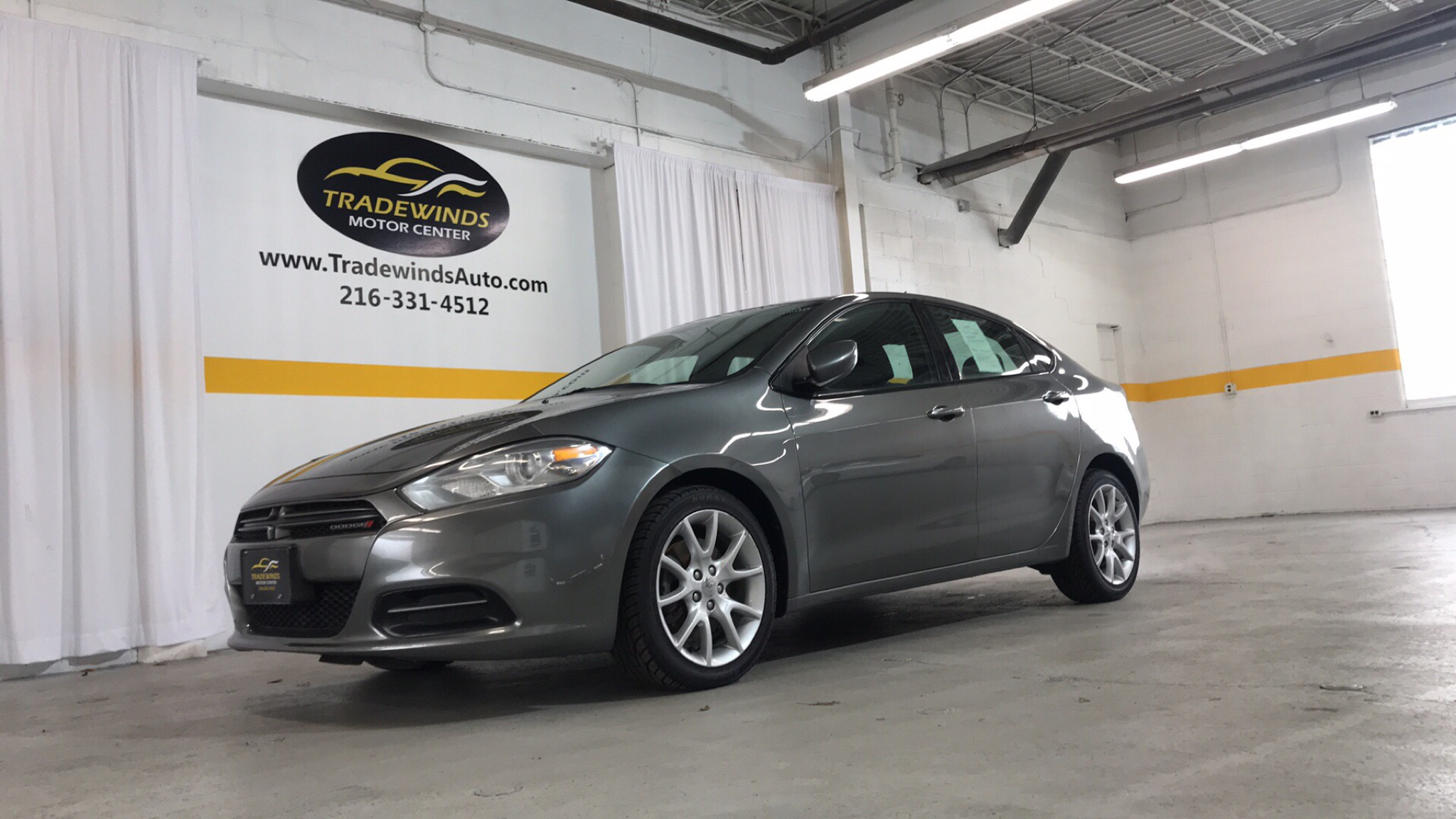 2013 DODGE DART SXT for sale at Tradewinds Motor Center