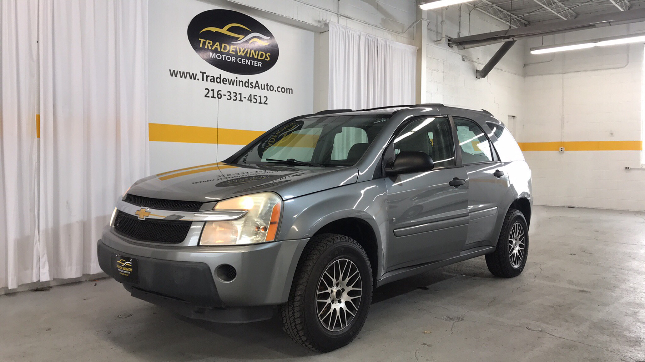 2006 CHEVROLET EQUINOX LS for sale at Tradewinds Motor Center