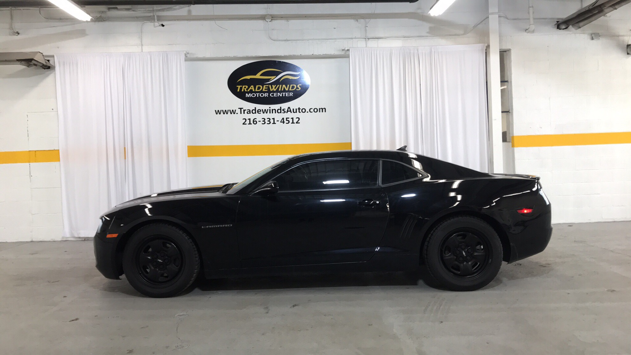 2013 CHEVROLET CAMARO LS for sale at Tradewinds Motor Center