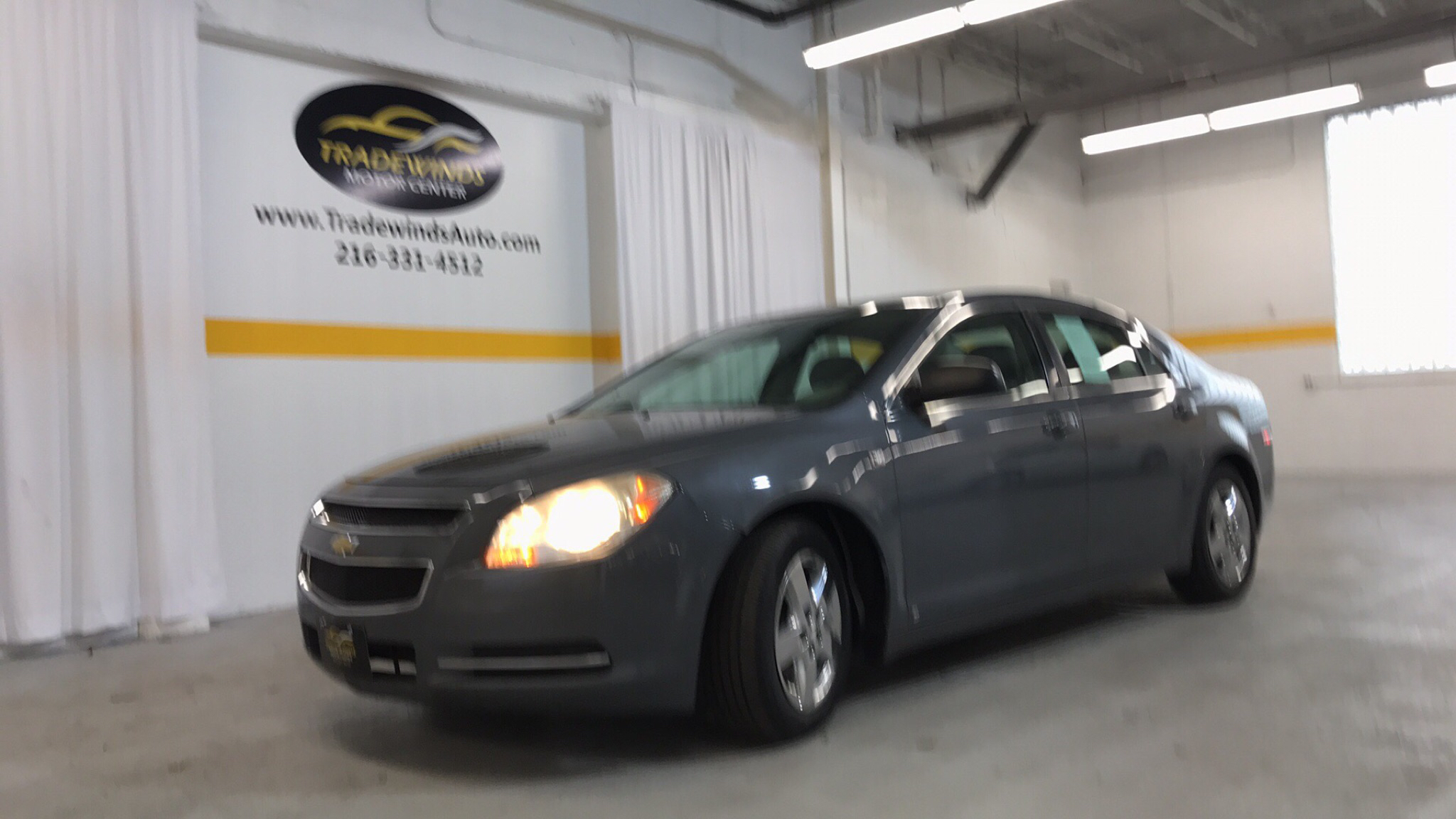 2008 CHEVROLET MALIBU LS for sale at Tradewinds Motor Center
