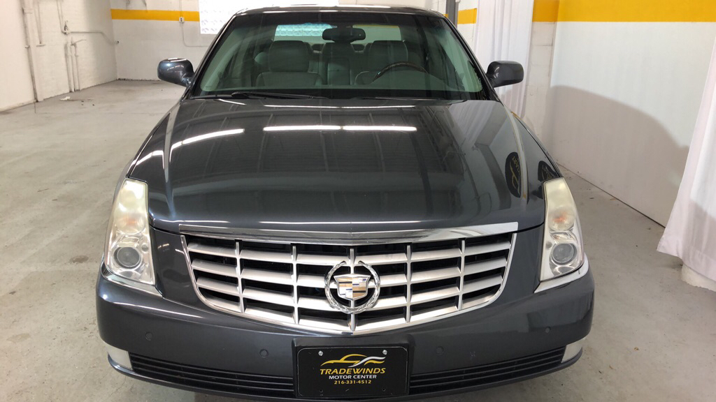 2010 CADILLAC DTS LUXURY COLLECTION for sale at Tradewinds Motor Center