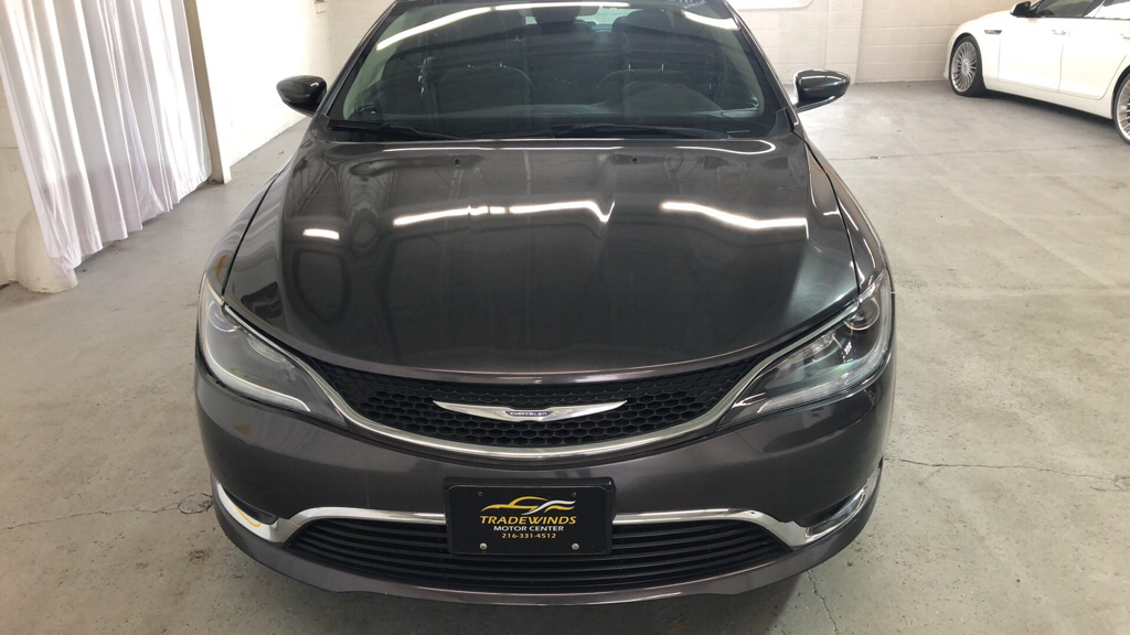 2016 CHRYSLER 200 LIMITED for sale at Tradewinds Motor Center