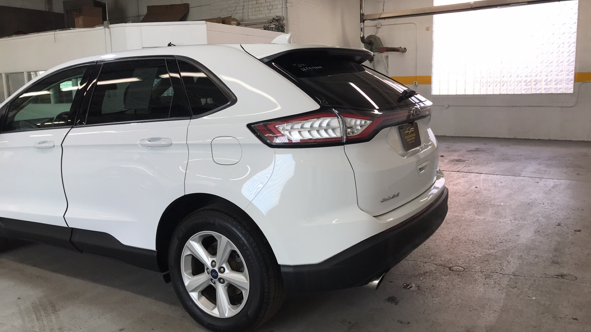 2016 FORD EDGE SE for sale at Tradewinds Motor Center