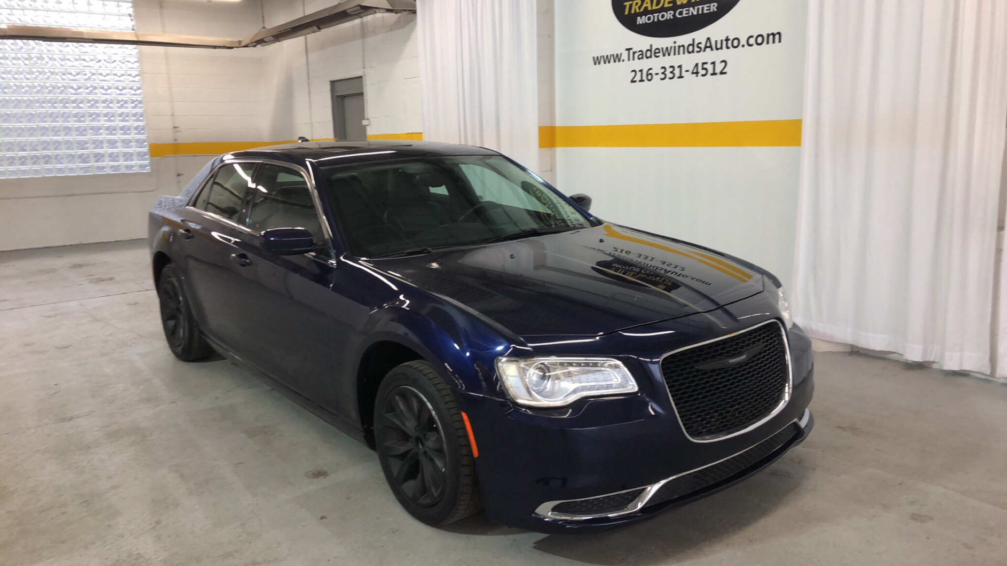 2016 CHRYSLER 300 LIMITED for sale at Tradewinds Motor Center