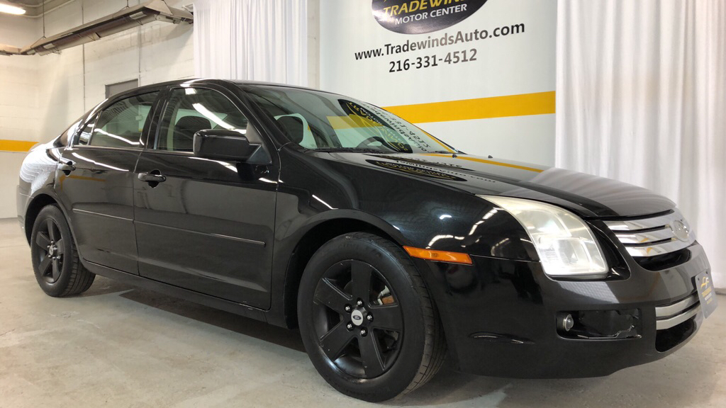 2009 FORD FUSION SE for sale at Tradewinds Motor Center