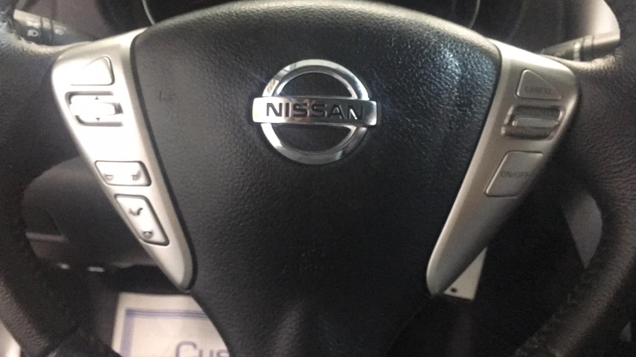 2018 NISSAN VERSA SV for sale at Tradewinds Motor Center