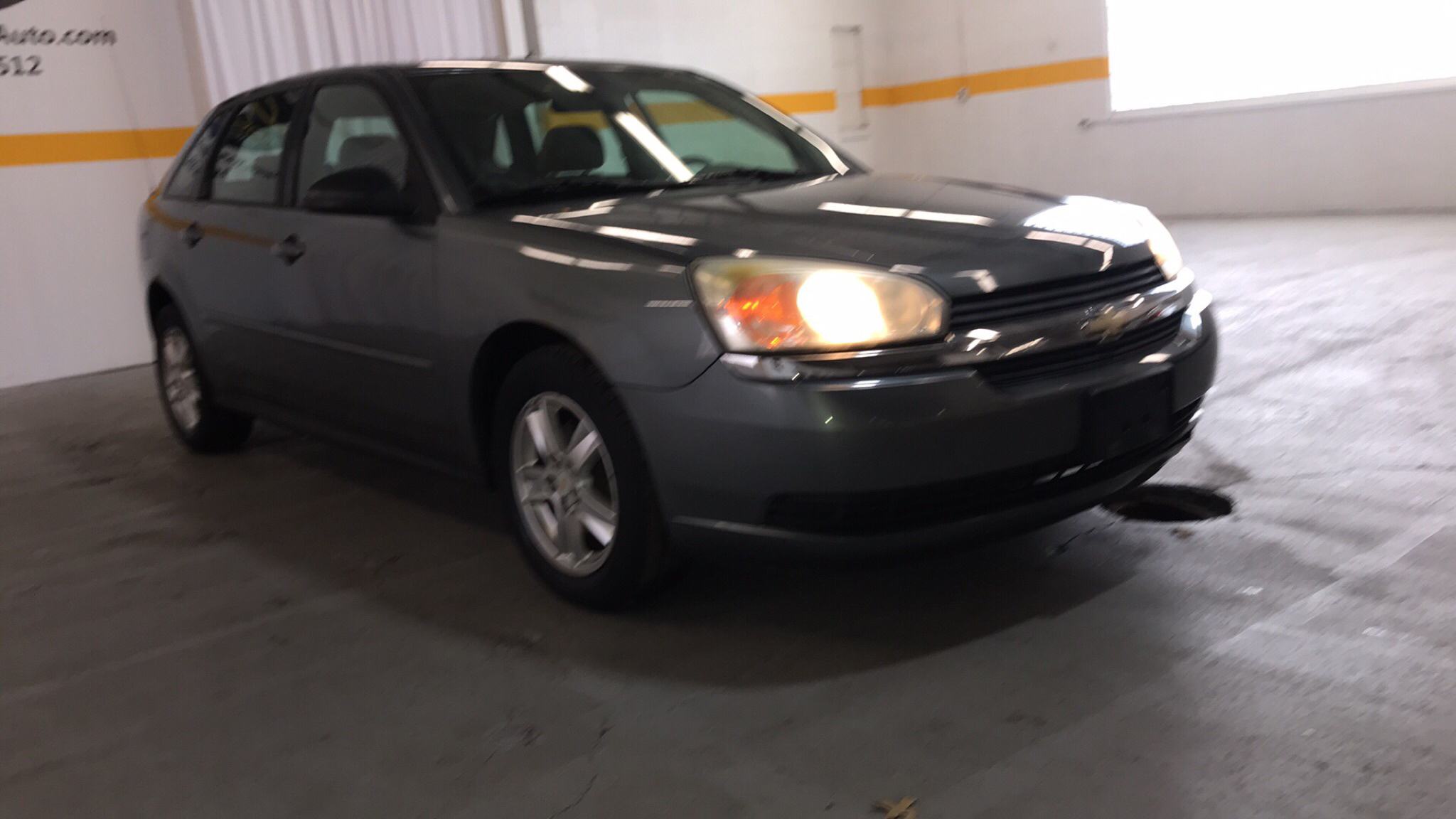 2005 CHEVROLET MALIBU MAXX LS for sale at Tradewinds Motor Center