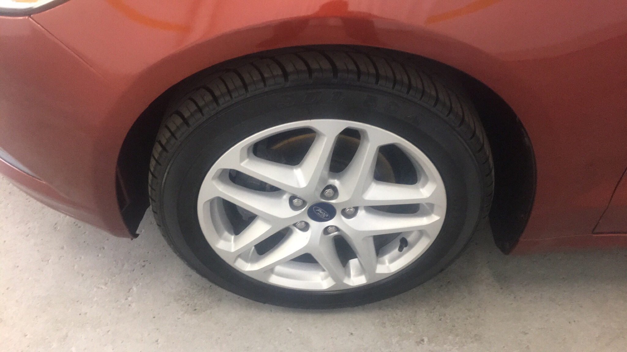 2014 FORD FUSION SE for sale at Tradewinds Motor Center