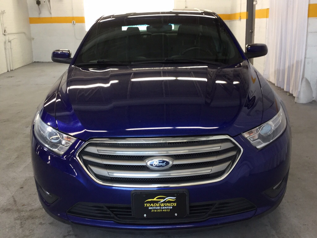 2014 FORD TAURUS SEL for sale at Tradewinds Motor Center