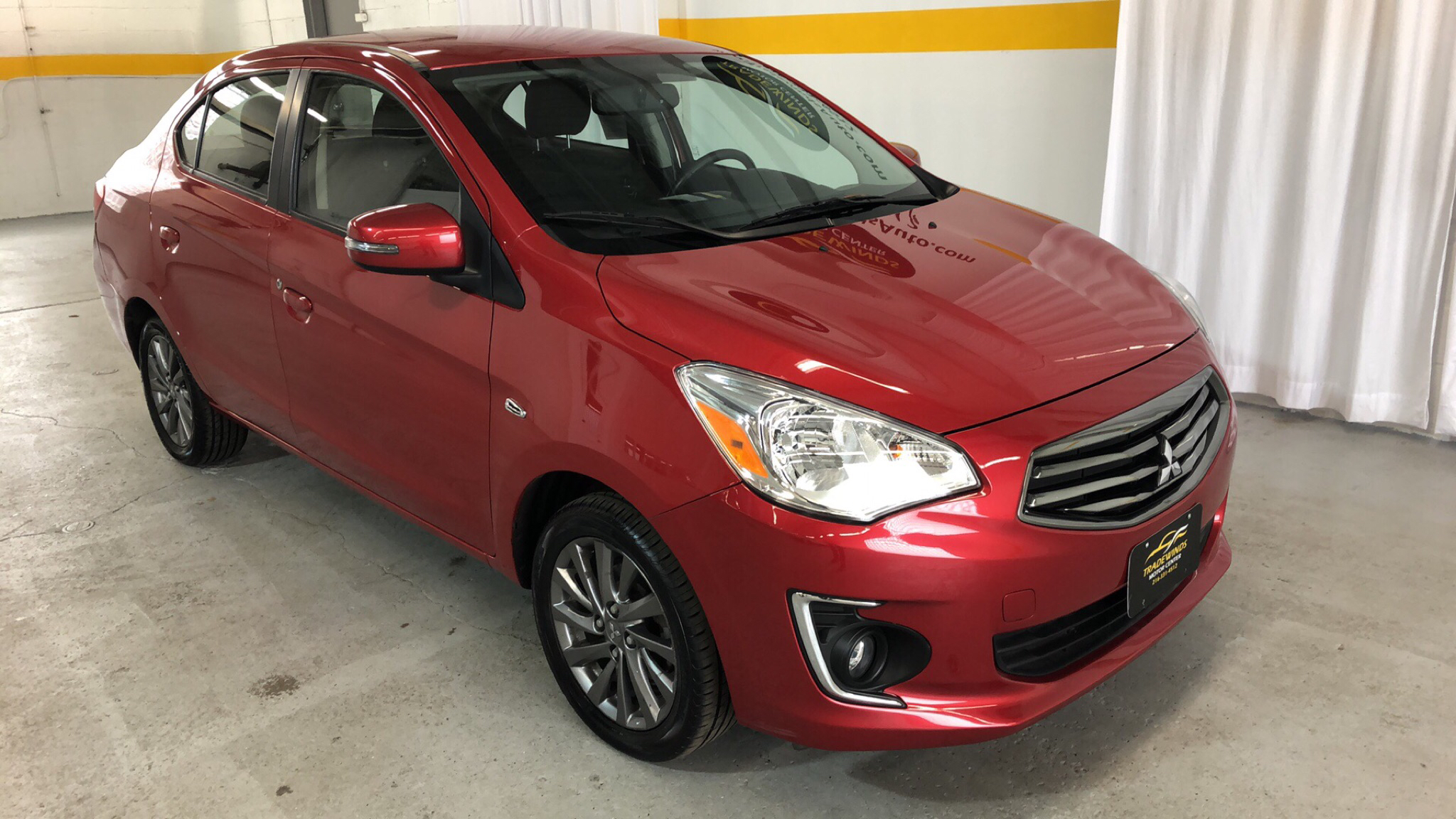 2017 MITSUBISHI MIRAGE G4 SE for sale at Tradewinds Motor Center