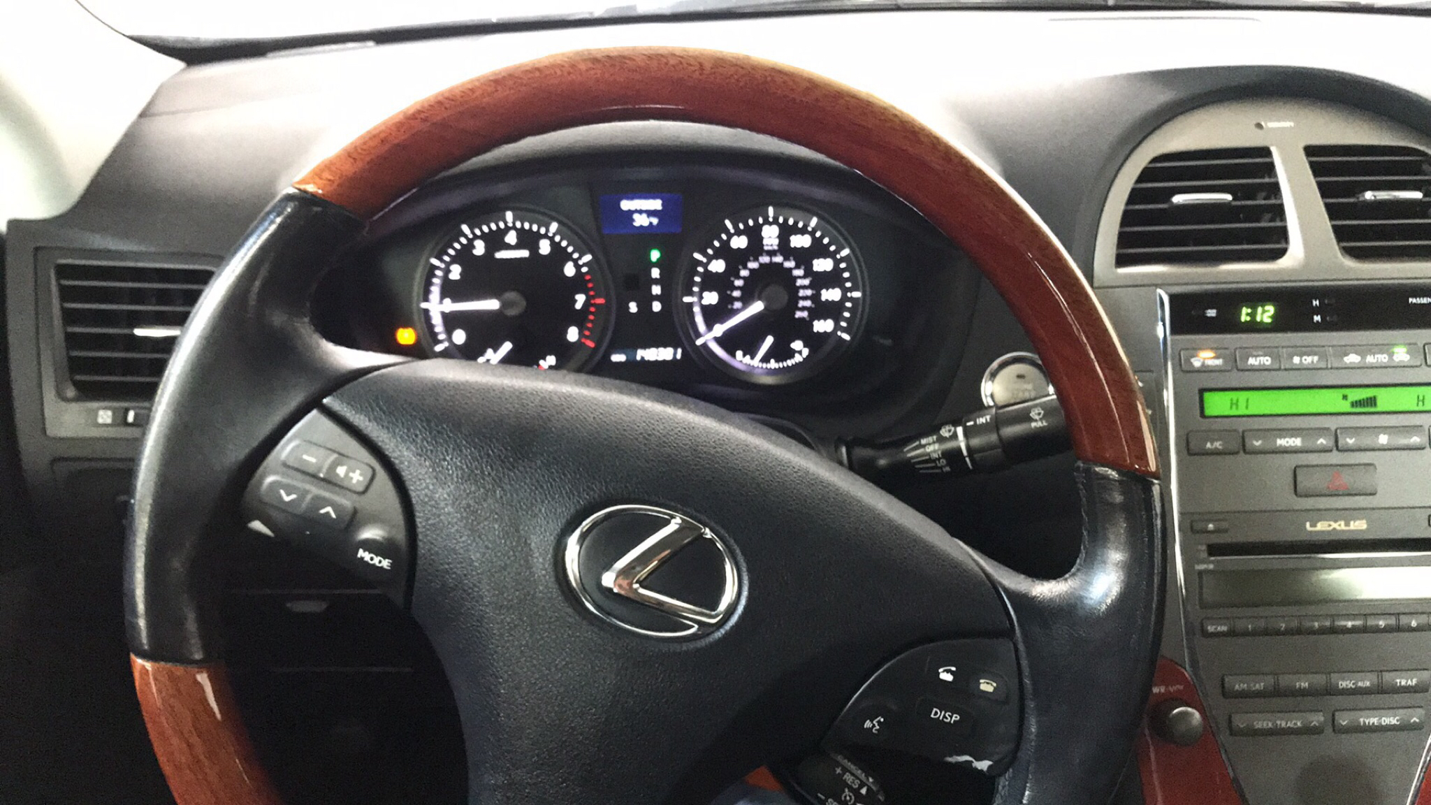 2007 LEXUS ES 350 for sale at Tradewinds Motor Center