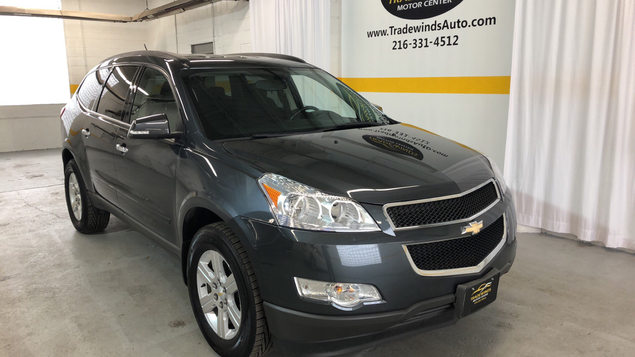 2010 CHEVROLET TRAVERSE LT for sale at Tradewinds Motor Center
