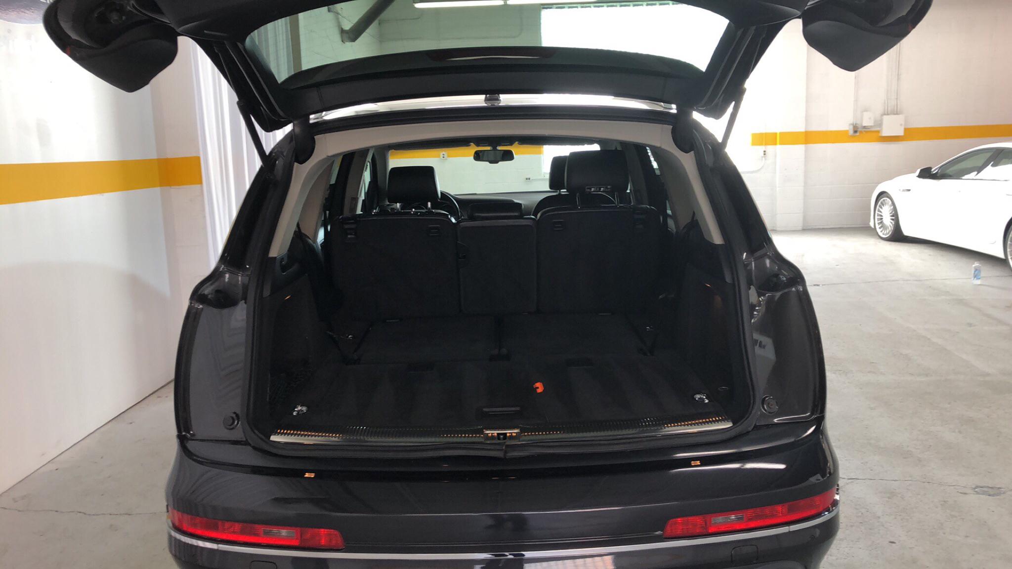 2011 AUDI Q7 PREMIUM PLUS for sale at Tradewinds Motor Center