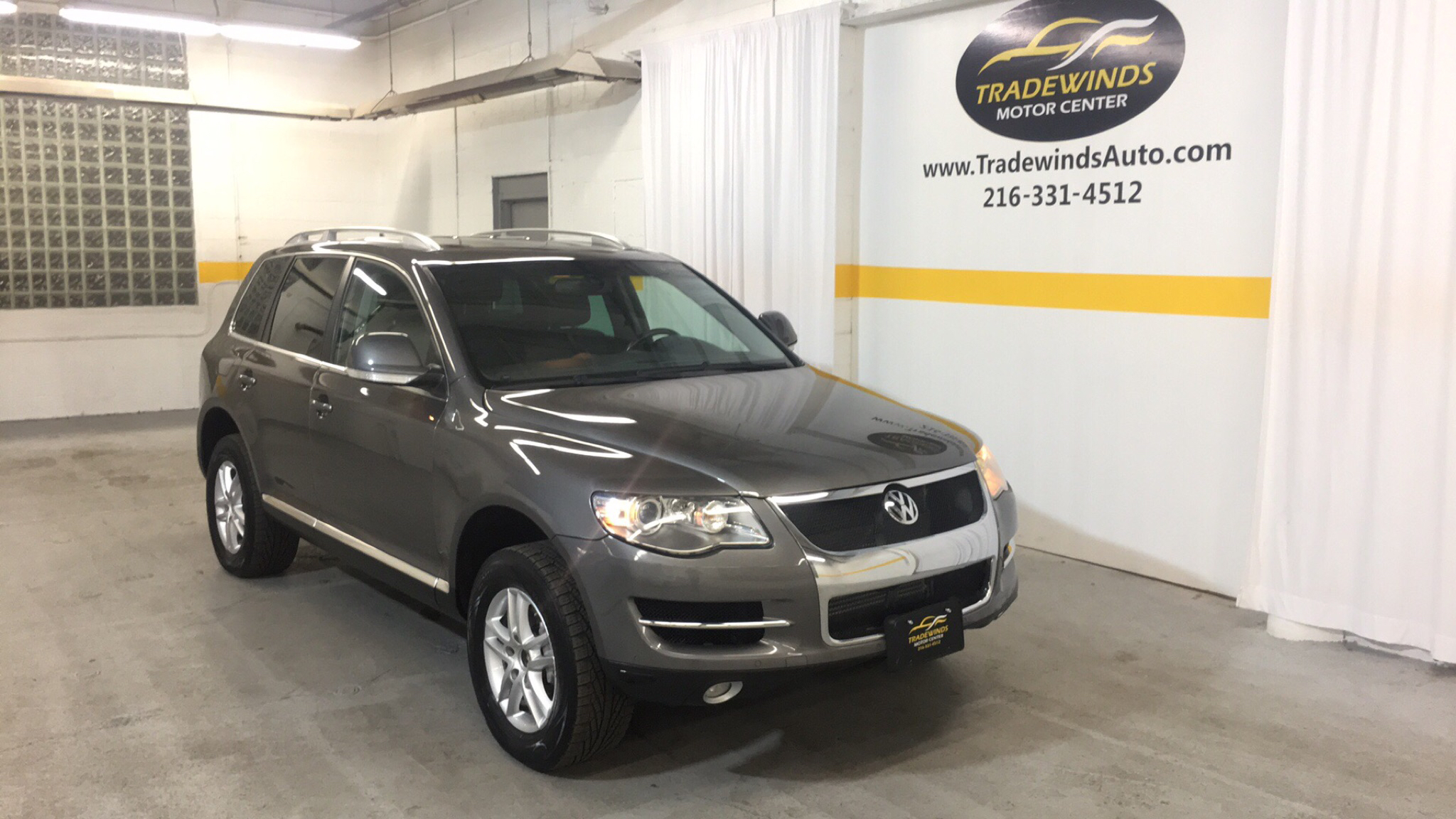 2008 VOLKSWAGEN TOUAREG 2 V6 for sale at Tradewinds Motor Center