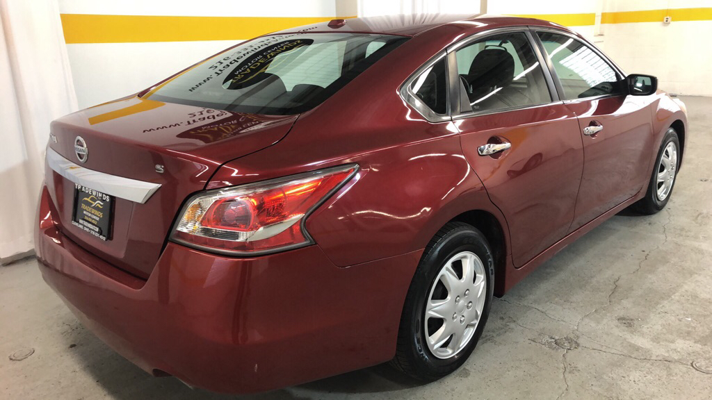 2015 NISSAN ALTIMA 2.5 S for sale at Tradewinds Motor Center