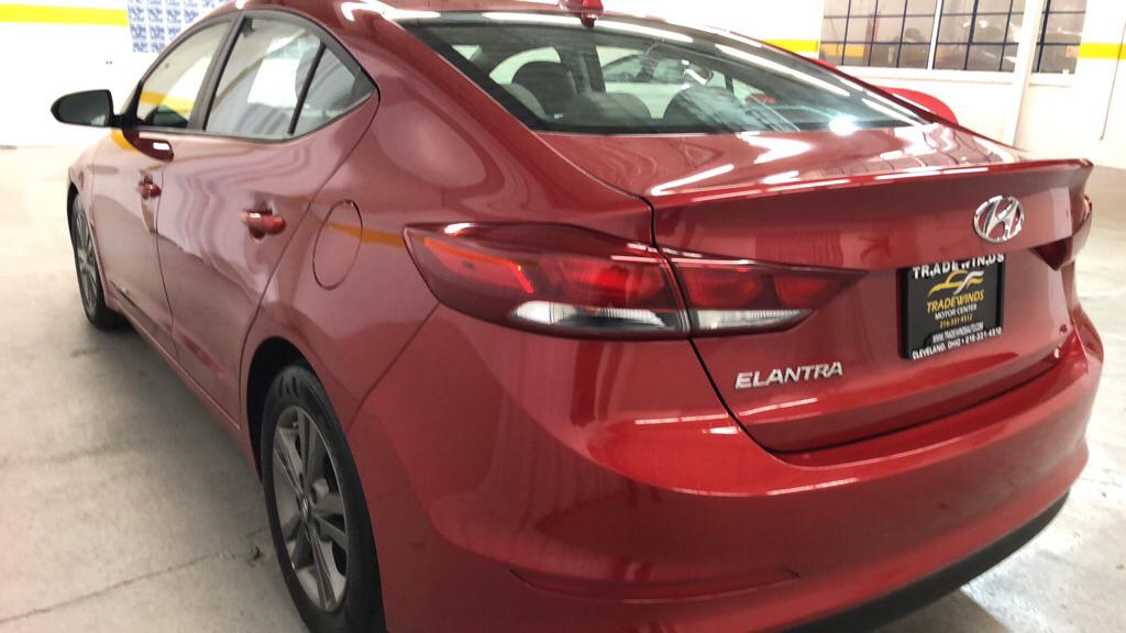 2018 HYUNDAI ELANTRA SEL for sale at Tradewinds Motor Center