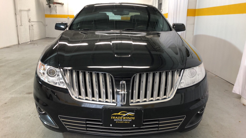 2010 LINCOLN MKS  for sale at Tradewinds Motor Center