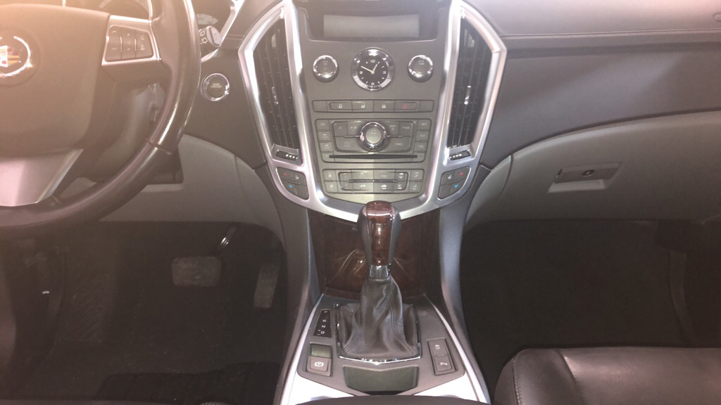 2010 CADILLAC SRX LUXURY COLLECTION for sale at Tradewinds Motor Center