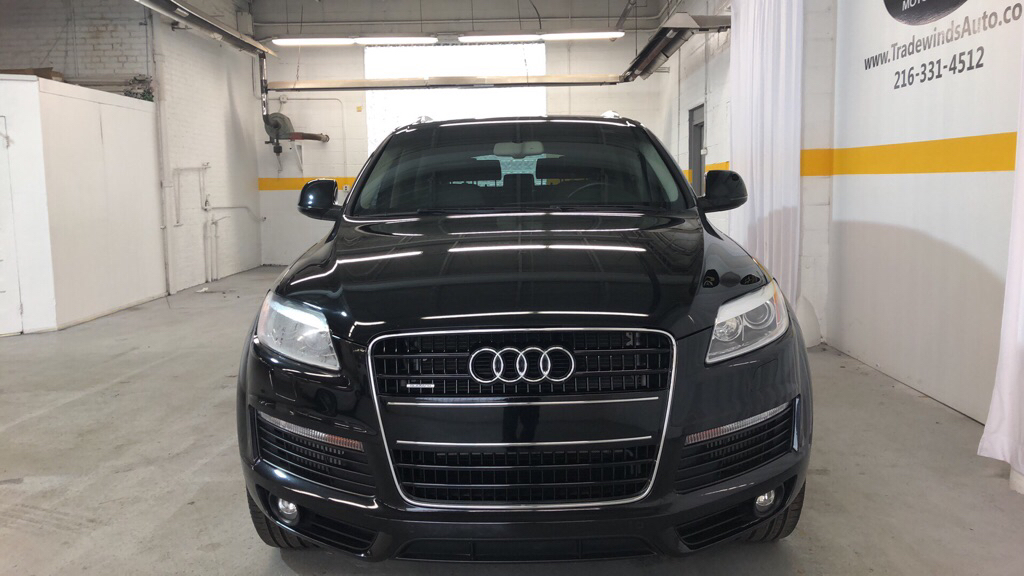 2009 AUDI Q7 PREMIUM+ TDI for sale at Tradewinds Motor Center