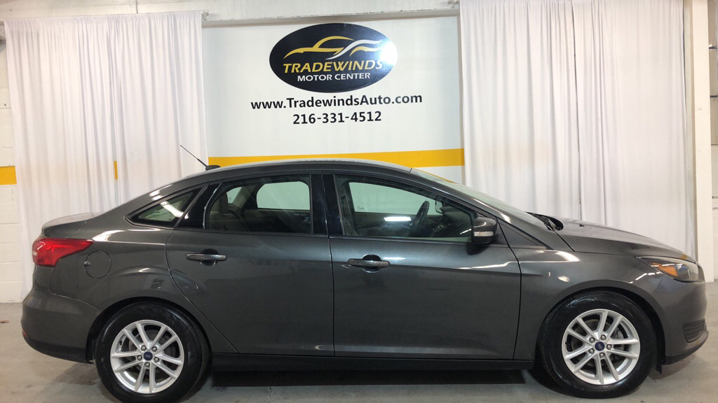 2017 FORD FOCUS SE for sale at Tradewinds Motor Center