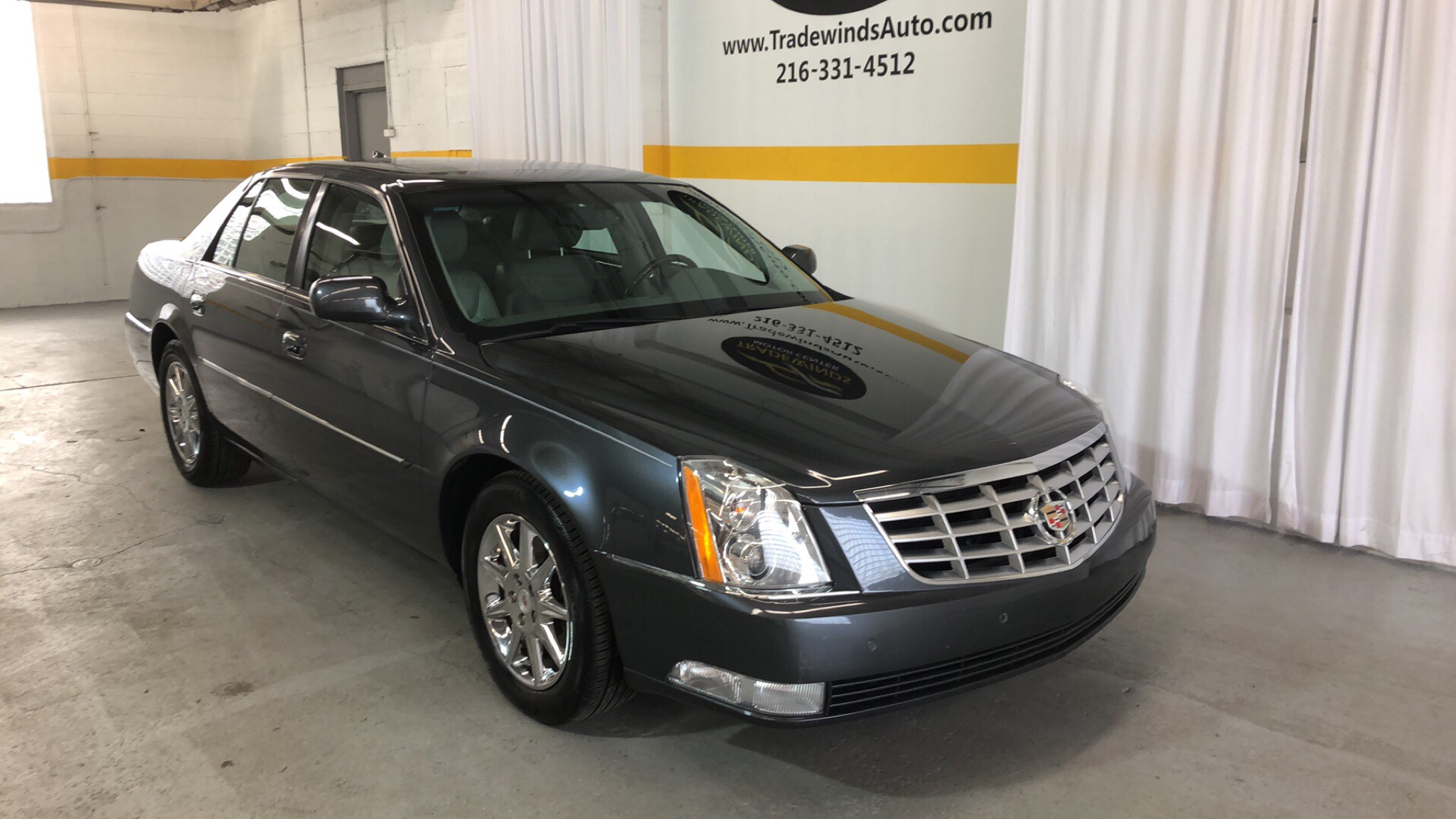 2011 CADILLAC DTS LUXURY COLLECTION for sale at Tradewinds Motor Center