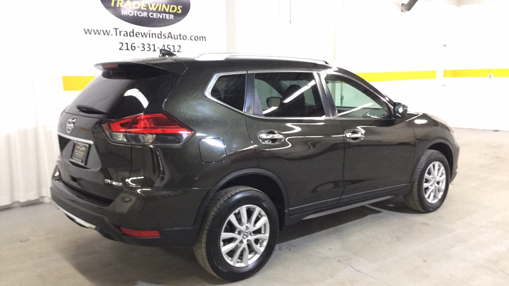 2017 NISSAN ROGUE SV for sale at Tradewinds Motor Center