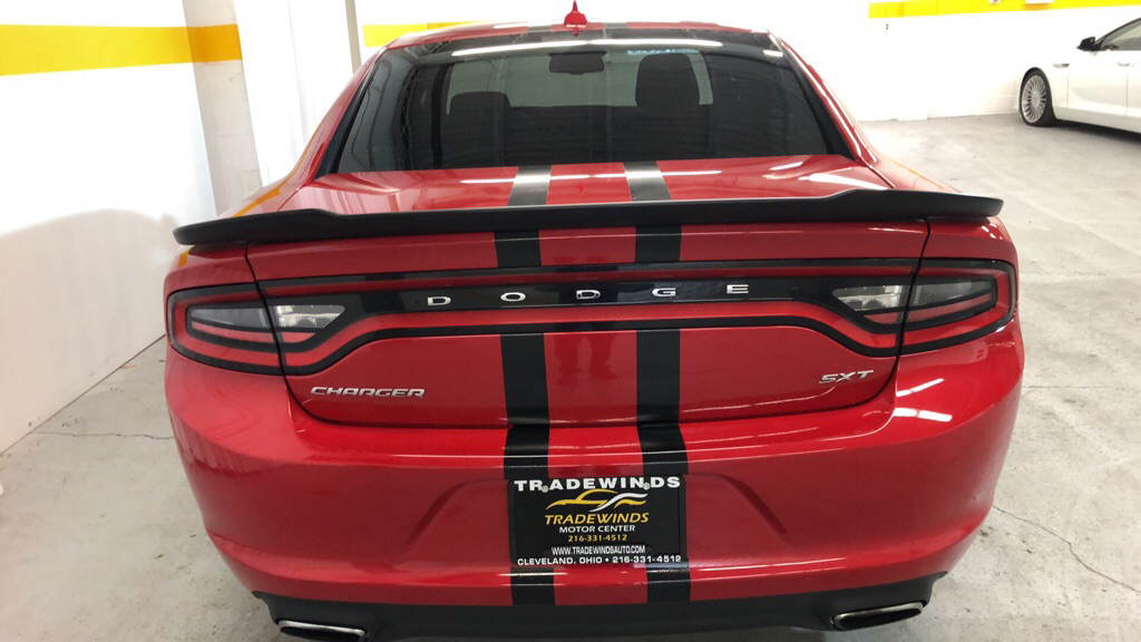 2016 DODGE CHARGER SXT for sale at Tradewinds Motor Center