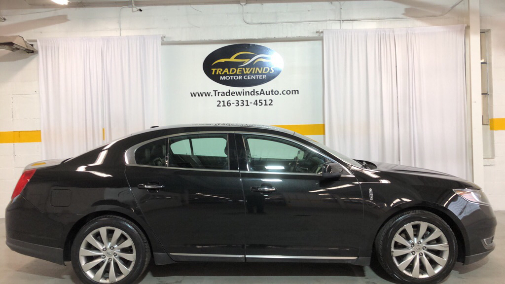 2014 LINCOLN MKS  for sale at Tradewinds Motor Center