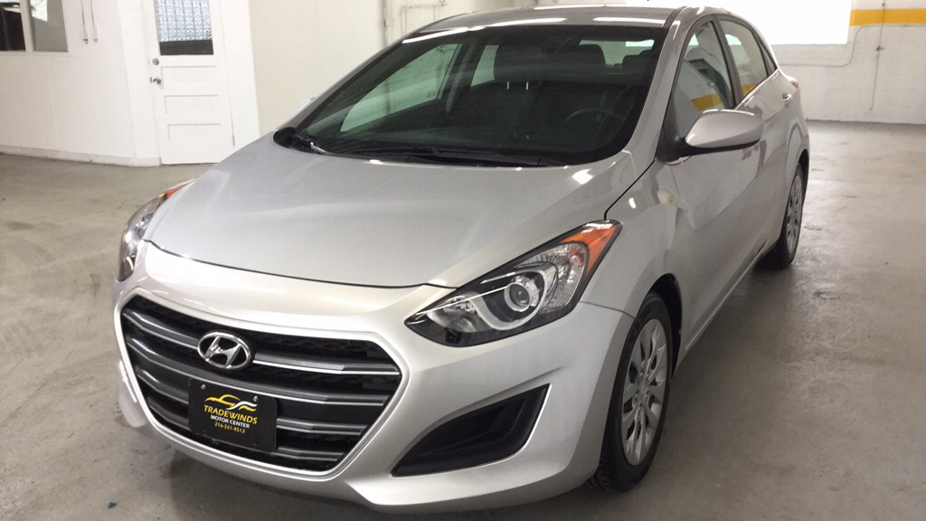 2017 HYUNDAI ELANTRA GT  for sale at Tradewinds Motor Center
