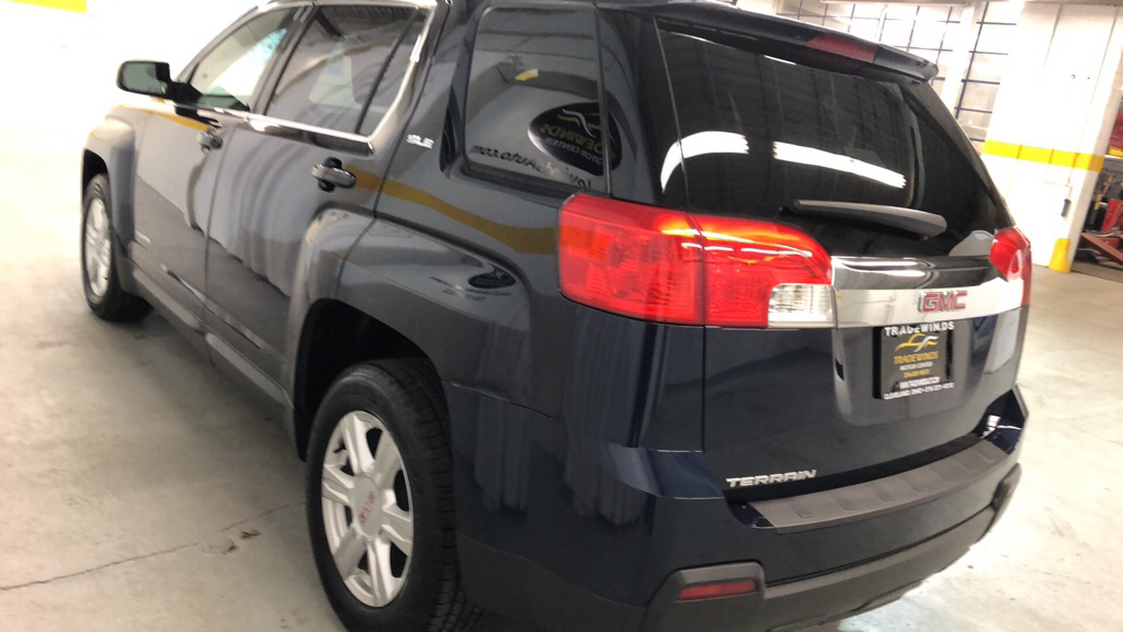 2015 GMC TERRAIN SLE for sale at Tradewinds Motor Center