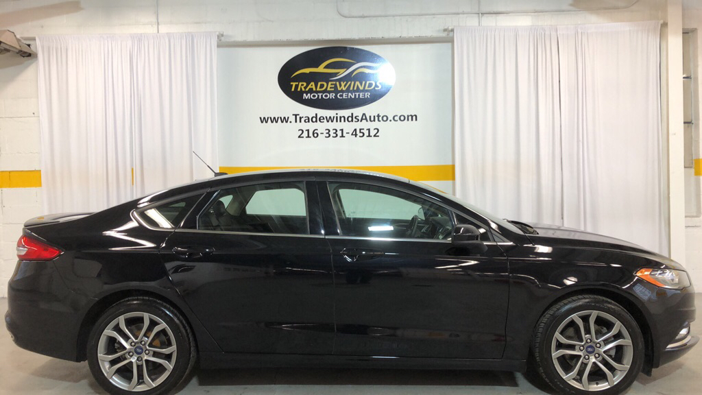 2017 FORD FUSION SE for sale at Tradewinds Motor Center