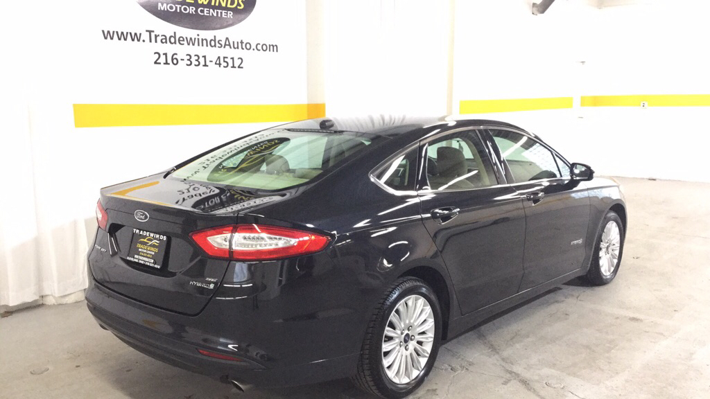 2014 FORD FUSION SE HYBRID for sale at Tradewinds Motor Center