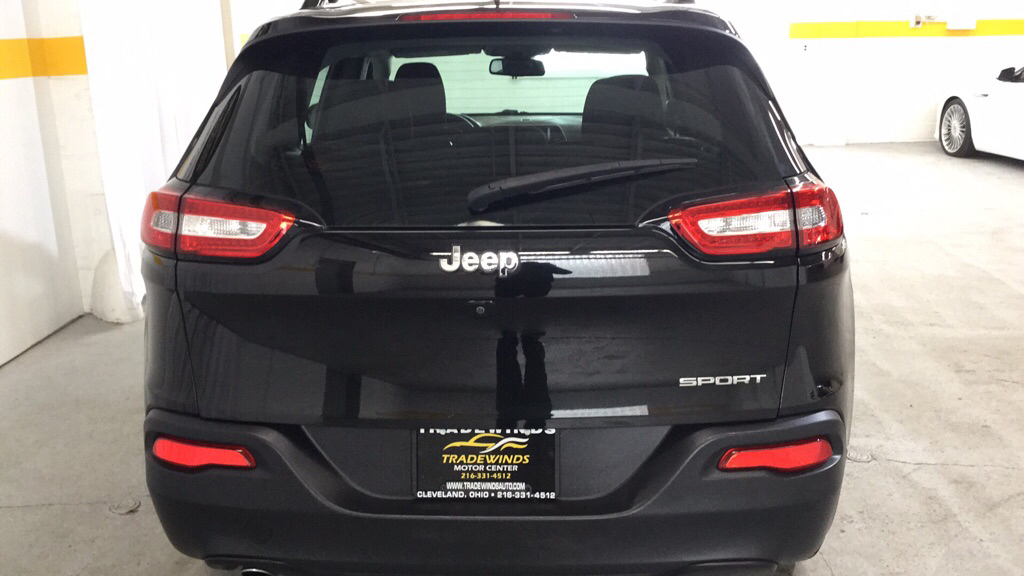 2015 JEEP CHEROKEE SPORT for sale at Tradewinds Motor Center