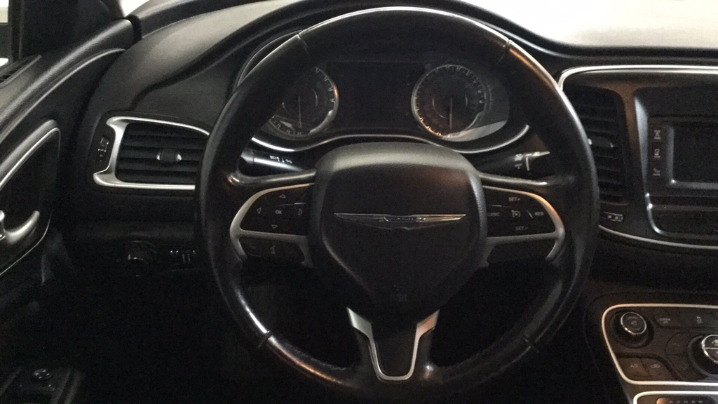 2015 CHRYSLER 200 LIMITED for sale at Tradewinds Motor Center