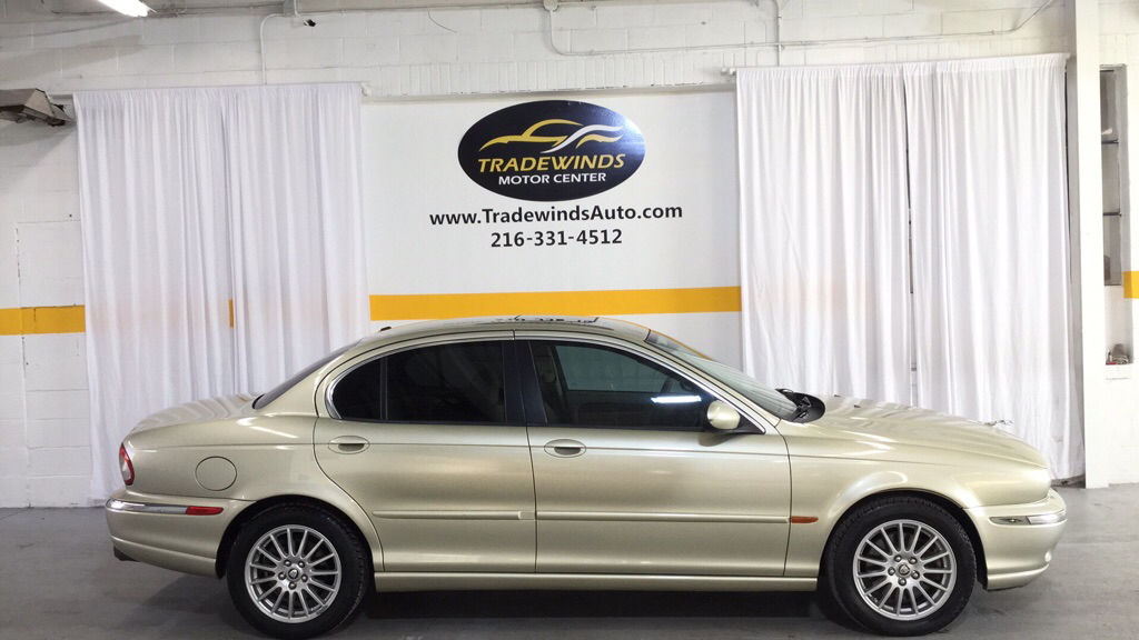 2008 JAGUAR X-TYPE 3.0 for sale at Tradewinds Motor Center