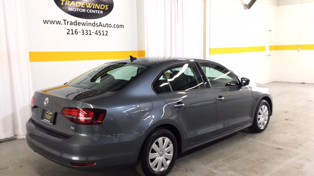2016 VOLKSWAGEN JETTA S for sale at Tradewinds Motor Center