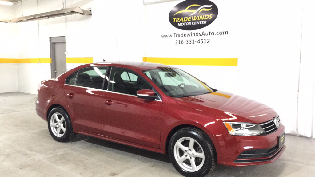 2016 VOLKSWAGEN JETTA SE for sale at Tradewinds Motor Center