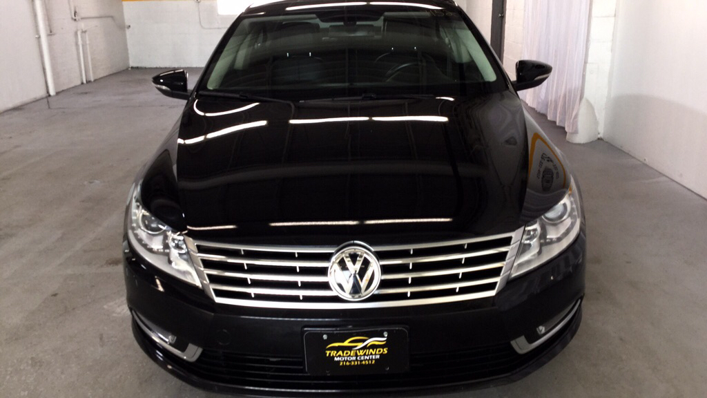 2013 VOLKSWAGEN CC LUXURY for sale at Tradewinds Motor Center