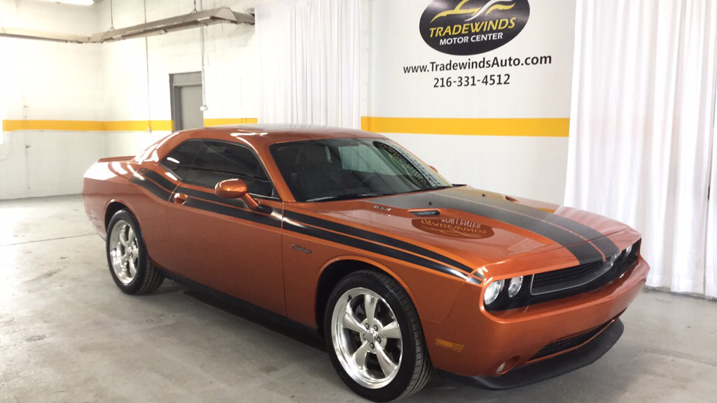 2011 DODGE CHALLENGER R/T for sale at Tradewinds Motor Center